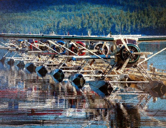 2014 Custom Puzzle of the Year - Liberty Puzzles