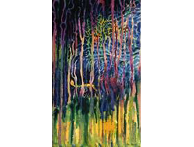 Dr. Seuss Wooden Jigsaw Puzzle - Worm Burning Bright in the Forest in the Night