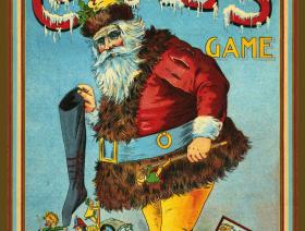 Santa Claus Game - Liberty Puzzles - 1