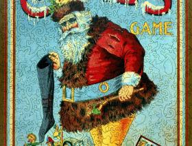 Santa Claus Game - Liberty Puzzles - 2