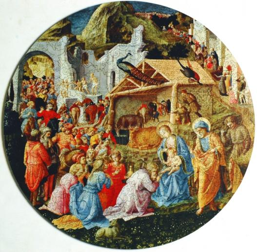 Adoration of the Magi - Liberty Puzzles - 7