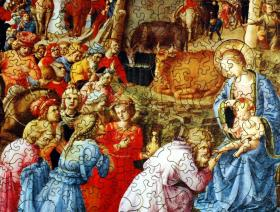 Adoration of the Magi - Liberty Puzzles - 3