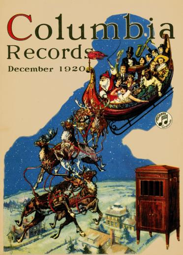 Columbia Records Christmas - Liberty Puzzles - 7