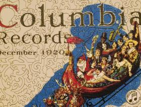 Columbia Records Christmas - Liberty Puzzles - 3