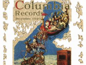 Columbia Records Christmas - Liberty Puzzles - 6