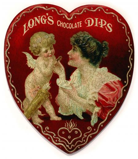 Long's Chocolate Dips - Liberty Puzzles - 7