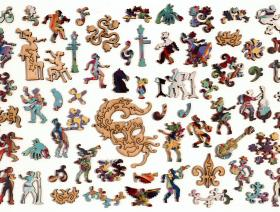All on a Mardi Gras Day - Liberty Puzzles - 5