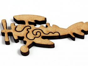 A Map of Interesting Cape Cod - Liberty Puzzles - 7