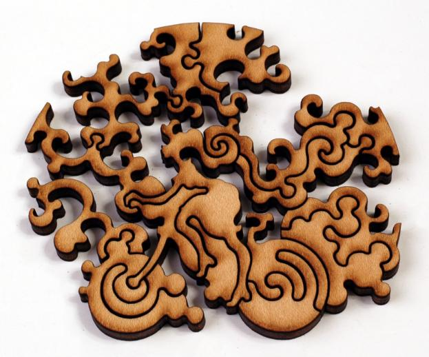 Acatene Bicycles - Liberty Puzzles - 13