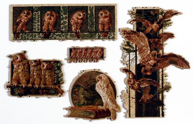 Owlery - Liberty Puzzles - 14