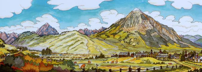 Crested Butte - Liberty Puzzles - 6