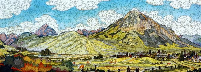 Crested Butte - Liberty Puzzles - 7