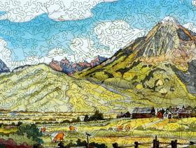 Crested Butte - Liberty Puzzles - 2