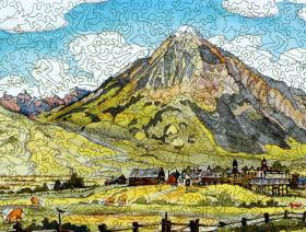 Crested Butte - Liberty Puzzles - 3