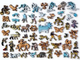 Crested Butte - Liberty Puzzles - 5