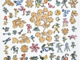 Summer Geraniums - Liberty Puzzles - 5