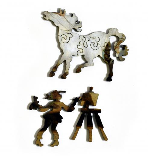 The Horse Fair - Liberty Puzzles - 12