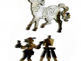The Horse Fair - Liberty Puzzles - 6