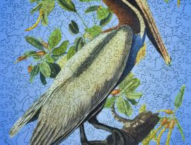 Brown Pelican - Liberty Puzzles - 2