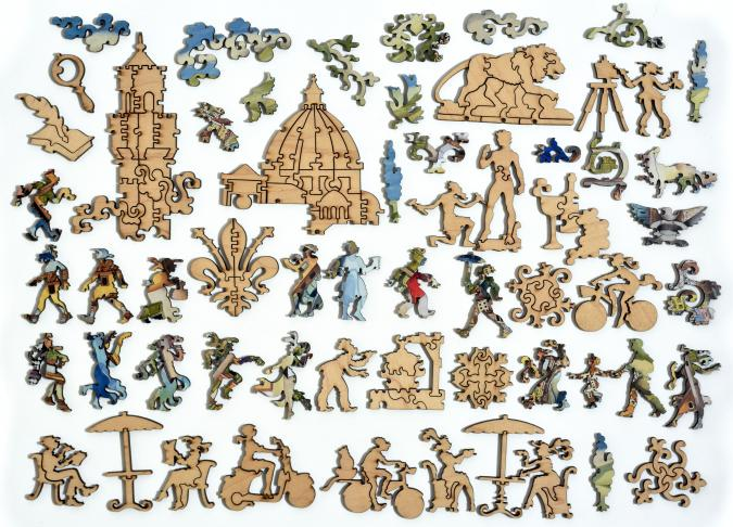 Florence - Liberty Puzzles - 13