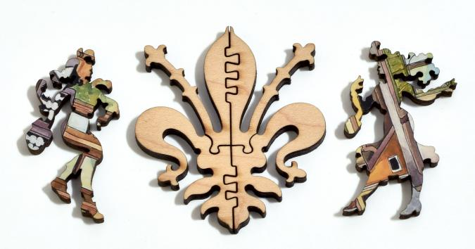 Florence - Liberty Puzzles - 15