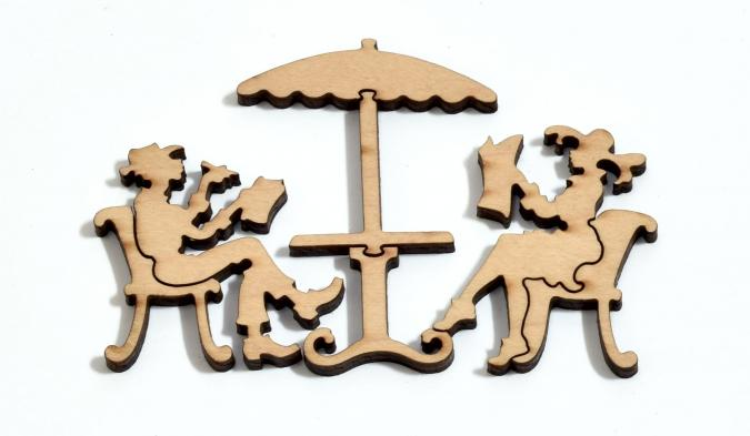 Florence - Liberty Puzzles - 16