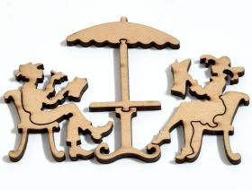 Florence - Liberty Puzzles - 8