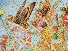 When the Fairies Came - Liberty Puzzles - 3