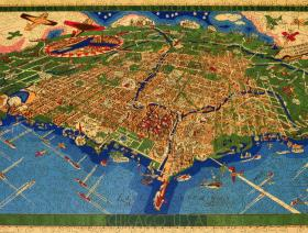 An Illustrated Map of Chicago - Liberty Puzzles - 2