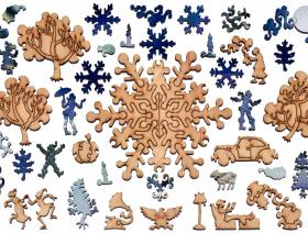 First Sprinkling - Liberty Puzzles - 5