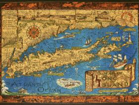 Map of Long Island - Liberty Puzzles - 2