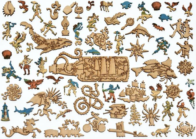 Map of Long Island - Liberty Puzzles - 15