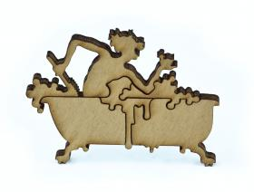 Relaxed in Spite of It - Liberty Puzzles - 7