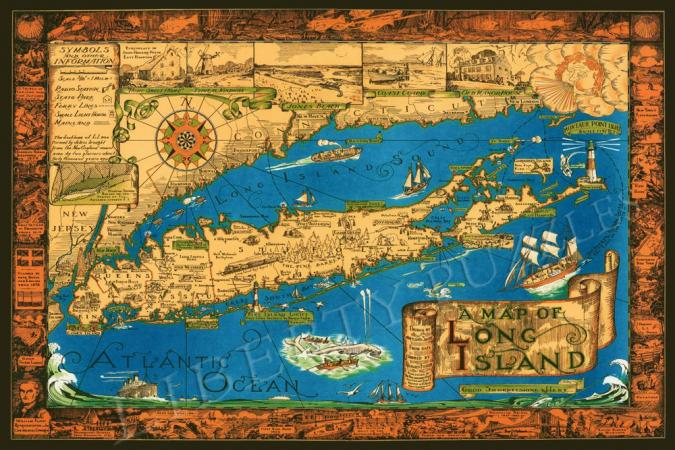 Map of Long Island - Liberty Puzzles - 11