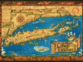 Map of Long Island - Liberty Puzzles - 1