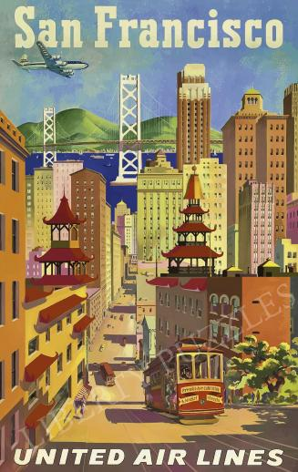 United Airlines San Francisco - Liberty Puzzles - 8