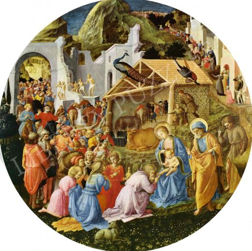 Adoration of the Magi - Liberty Puzzles - 6