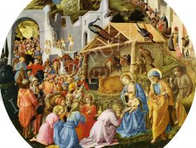 Adoration of the Magi - Liberty Puzzles - 1