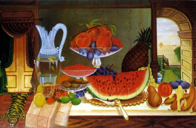 Still Life, Henry Church - Liberty Puzzles - 2
