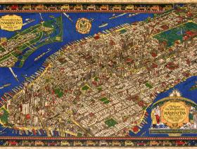 The Wondrous Isle of Manhattan - Liberty Puzzles - 2