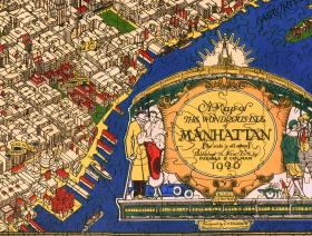The Wondrous Isle of Manhattan - Liberty Puzzles - 23