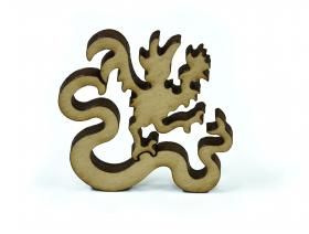 Psyche Obtaining the Elixir of Beauty - Liberty Puzzles - 6