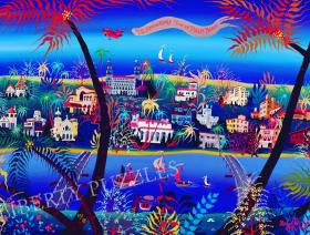 75th Anniversary of Palm Beach - Liberty Puzzles - 1