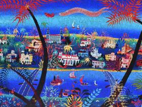 75th Anniversary of Palm Beach - Liberty Puzzles - 2