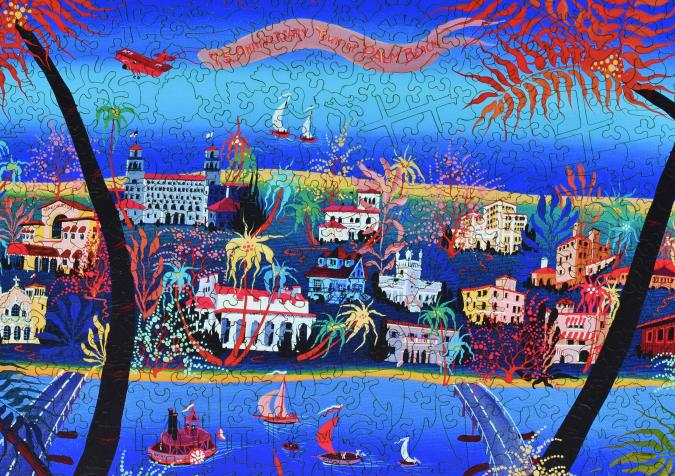 75th Anniversary of Palm Beach - Liberty Puzzles - 12