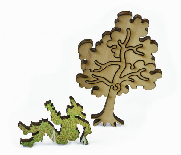 Keeping a Watchful Eye - Liberty Puzzles - 11