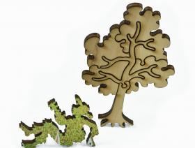 Keeping a Watchful Eye - Liberty Puzzles - 5