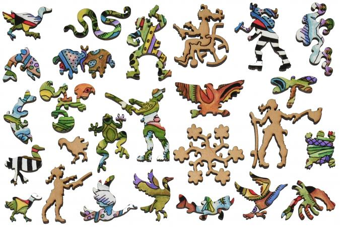 Loon - Liberty Puzzles - 12