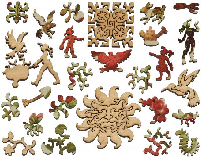 Heirloom Berry Assortment - Liberty Puzzles - 12
