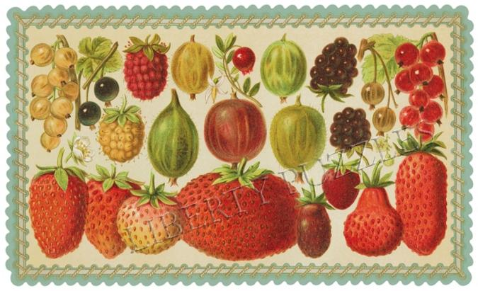 Heirloom Berry Assortment - Liberty Puzzles - 8